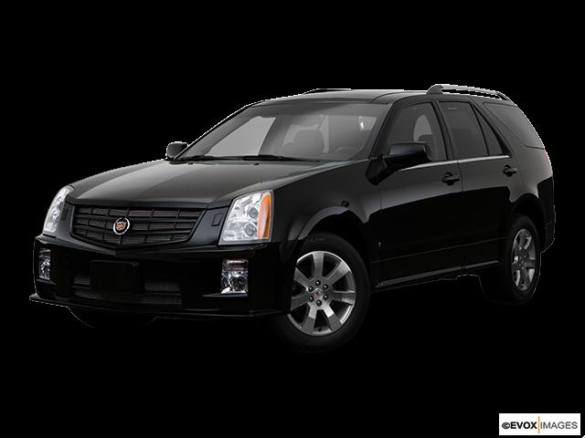 2009 Cadillac SRX Review