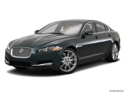 2015 Jaguar XF photo