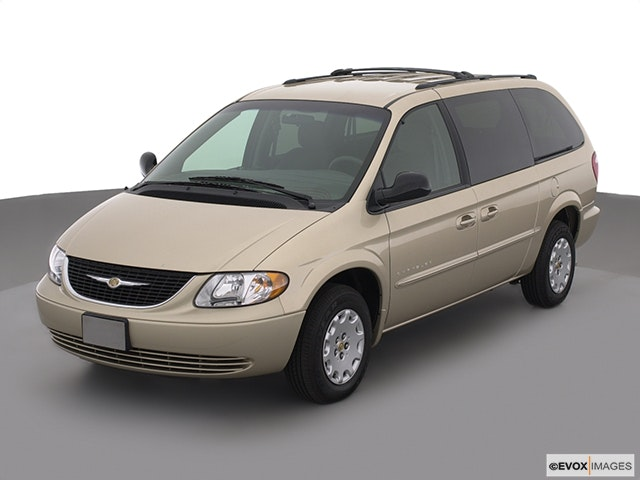 2003 Chrysler Town and Country Review