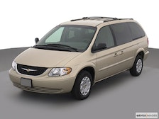 2003 Chrysler Town & Country Review