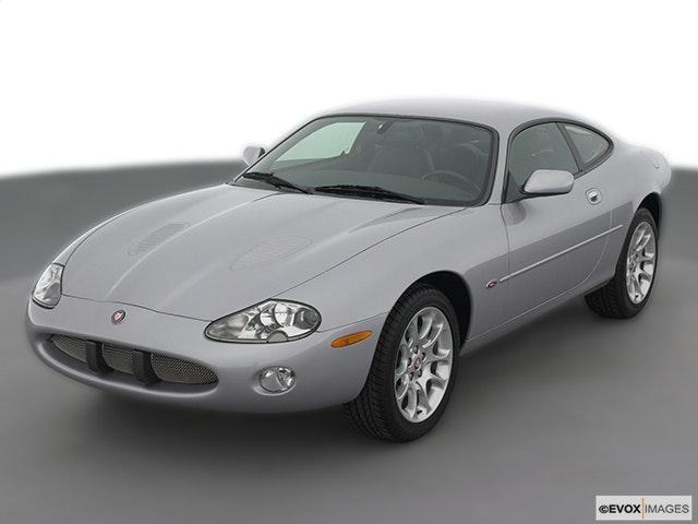 2001 Jaguar XK Review