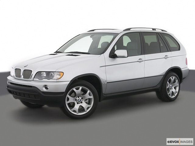 2004 BMW X5 Review