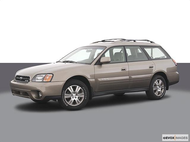 2004 Subaru Outback Review