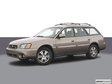 2004 Subaru Outback Review
