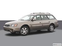 Subaru, Outback, 2000-2004
