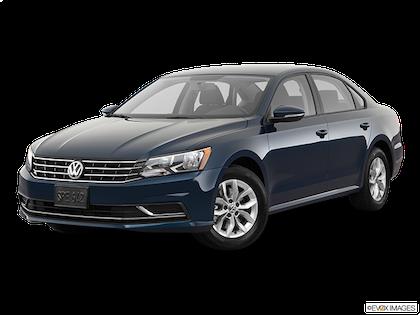 2018 Volkswagen Passat photo