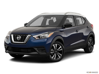 Nissan, Kicks, 2018-Present