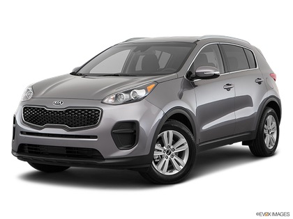 2018 Kia Sportage photo