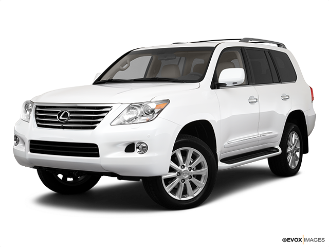 2010 Lexus LX 570 Review