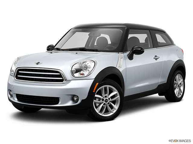 2013 MINI Cooper Paceman Review