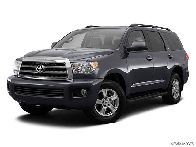 2014 Toyota Sequoia Review