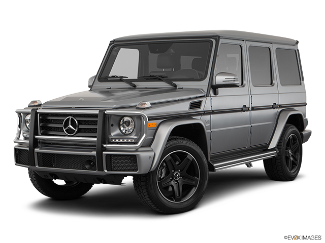 Mercedes-Benz G-Class Reviews