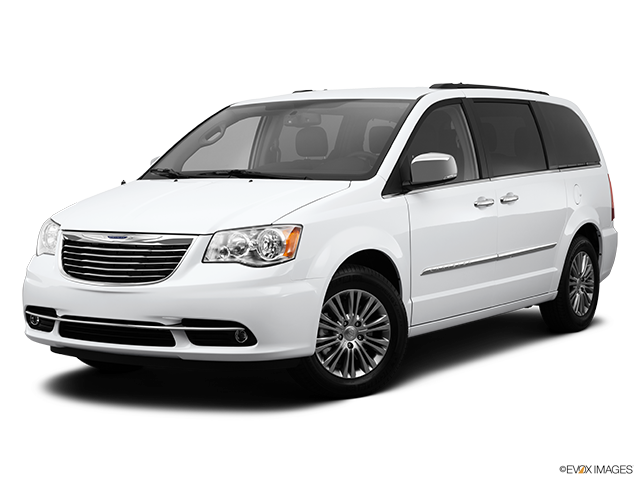 2014 Chrysler Town & Country Review