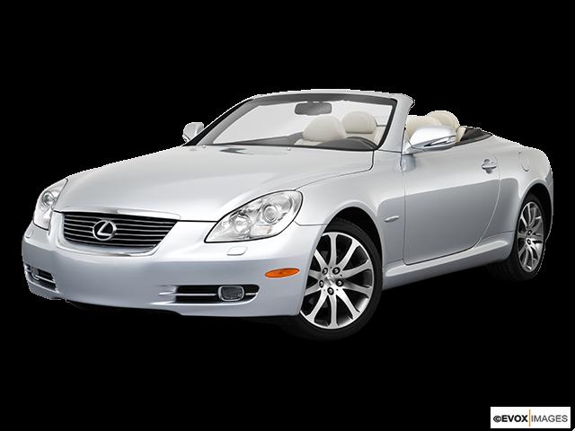 Lexus SC Reviews