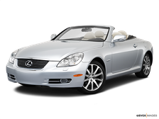2009 Lexus SC Review