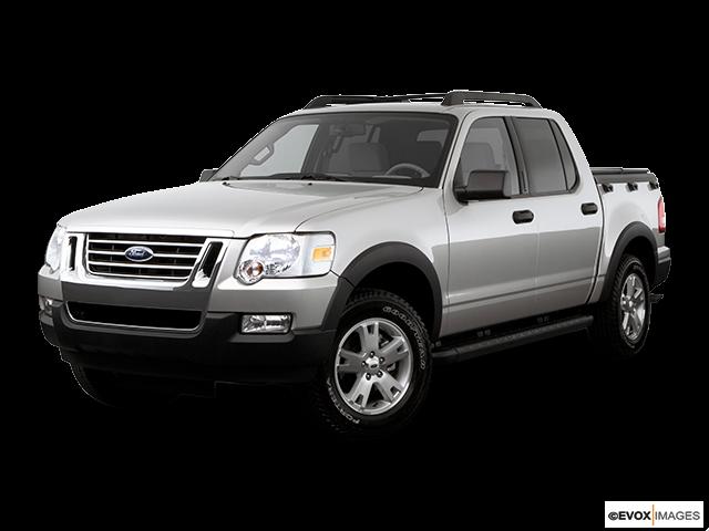 2007 Ford Explorer Sport Trac Review