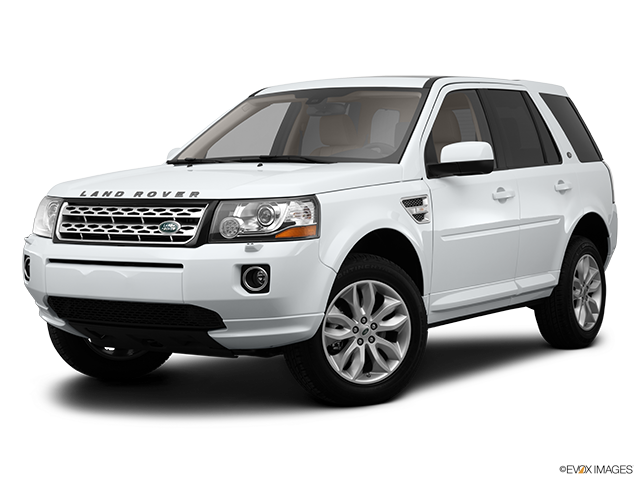 2013 Land Rover LR2 Review