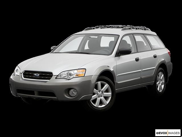 2006 Subaru Outback Review