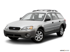 2006 Subaru Outback Review