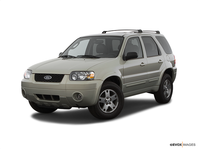 2005 Ford Escape Review