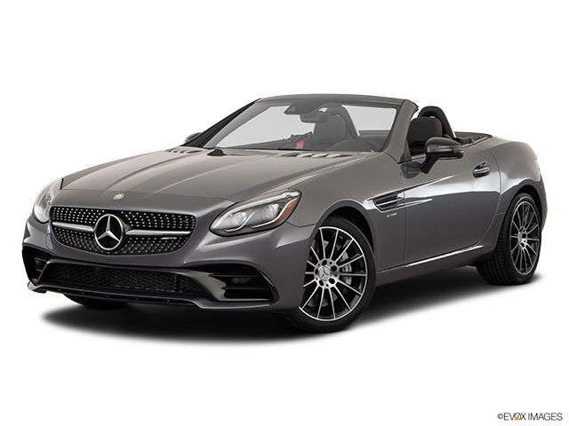 2018 Mercedes-Benz SLC Review