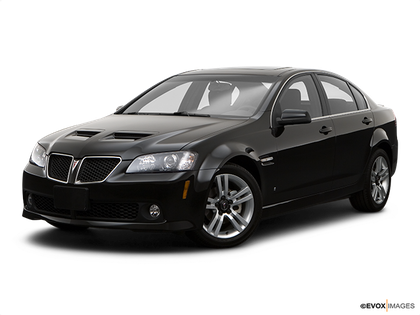 2009 Pontiac G8 Review | CARFAX Vehicle Research