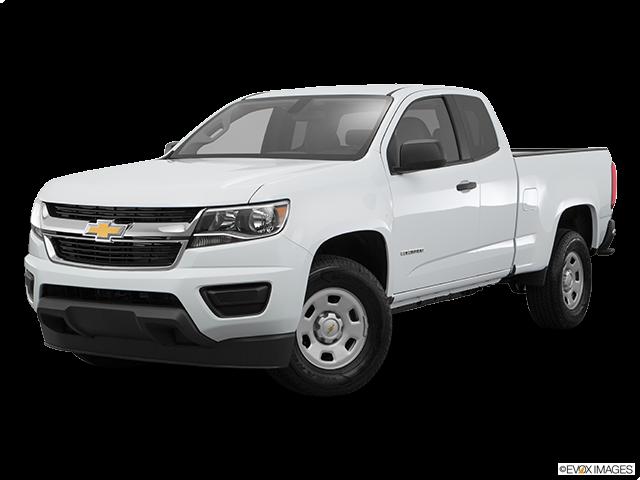2016 Chevrolet Colorado photo