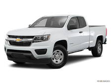 2017 Chevrolet Colorado Review