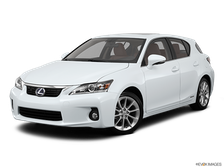 2013 Lexus CT Review