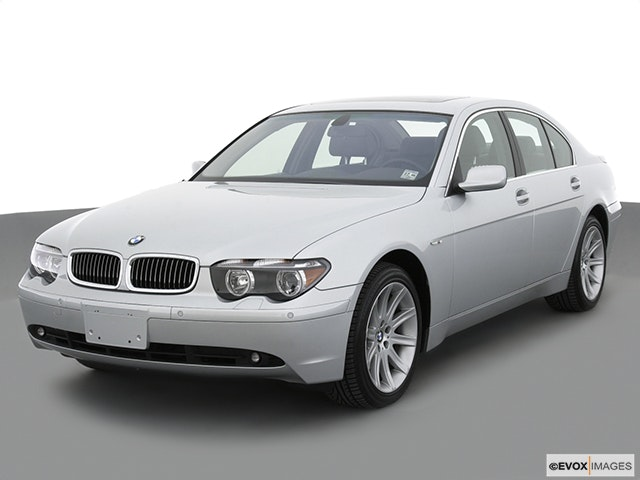 2003 BMW 7 Series Review