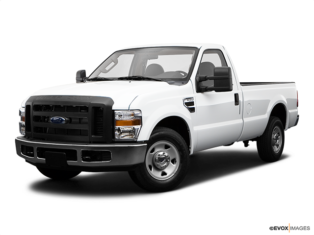 2009 Ford F-250 Super Duty Review