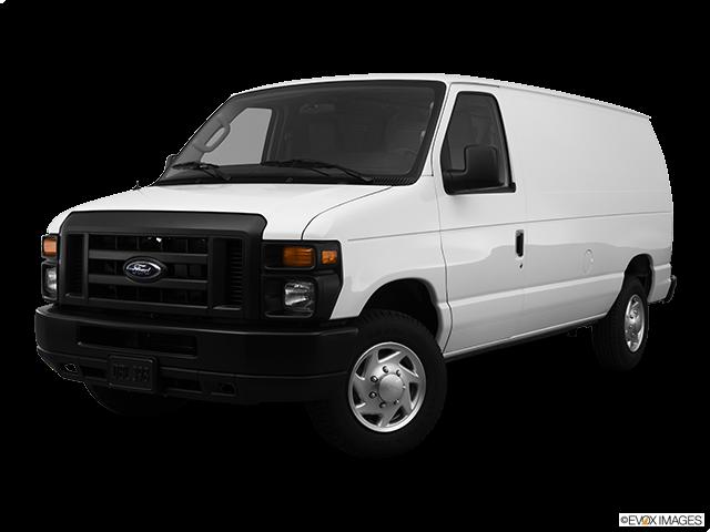 2012 Ford E-Series Cargo Review