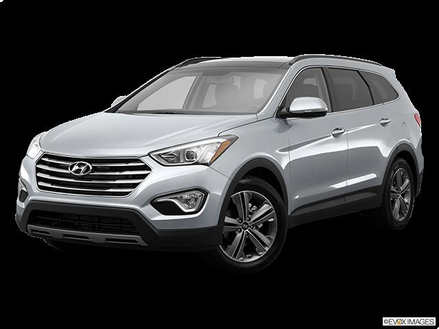 2014 Hyundai Santa Fe Review