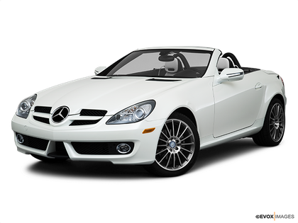 2010 Mercedes-Benz SLK photo