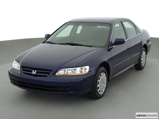 2002 Honda Accord Review