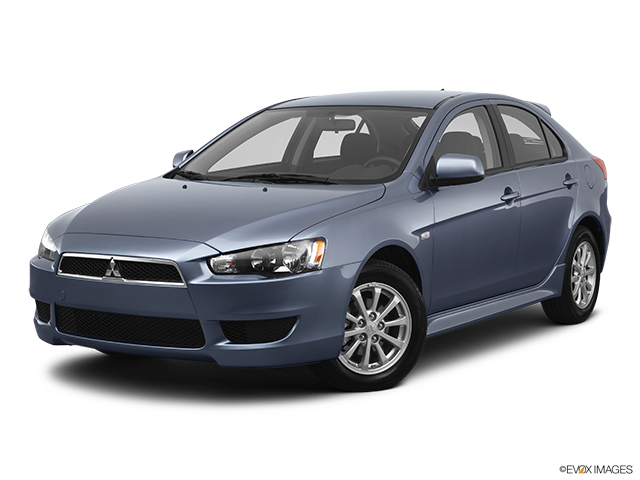 2012 Mitsubishi Lancer Sportback Review