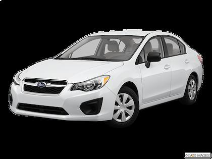 2012 Subaru Impreza photo