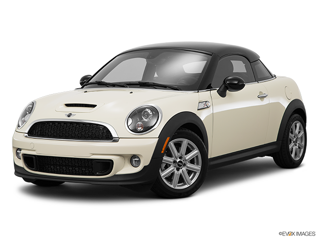 2015 MINI Cooper Coupe Review