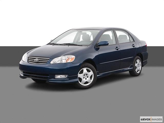 2005 Toyota Corolla Review
