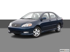 2005 Toyota Corolla Review