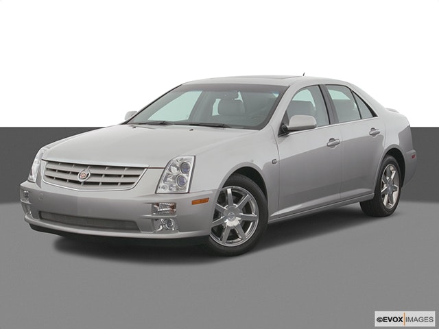 2005 Cadillac STS Review
