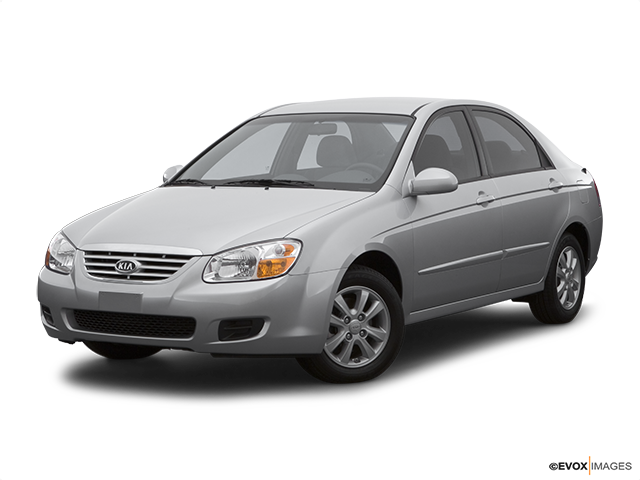 2007 Kia Spectra Review