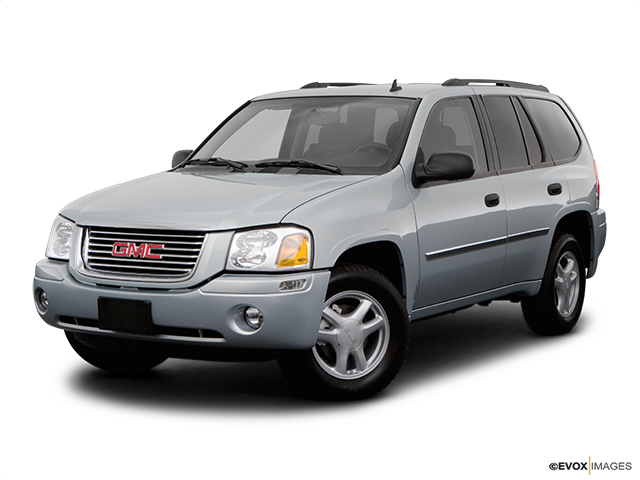 2008 GMC Envoy Review
