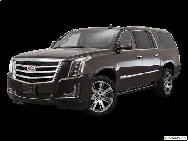 2015 Cadillac Escalade ESV Review
