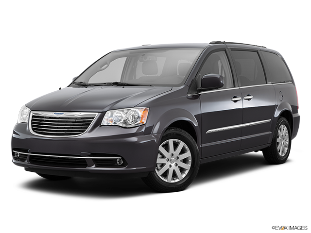 2015 Chrysler Town and Country Review