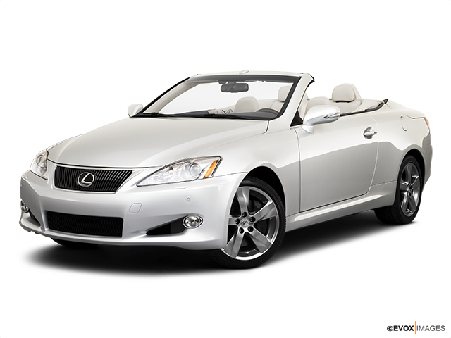 2010 Lexus IS 350C Review