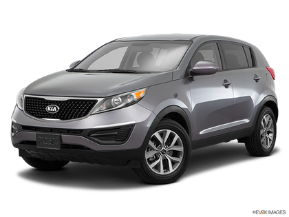 2016 Kia Sportage Photo