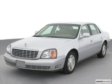 2002 Cadillac DeVille Review