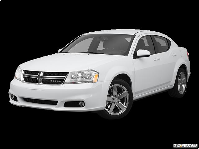 2011 Dodge Avenger Review