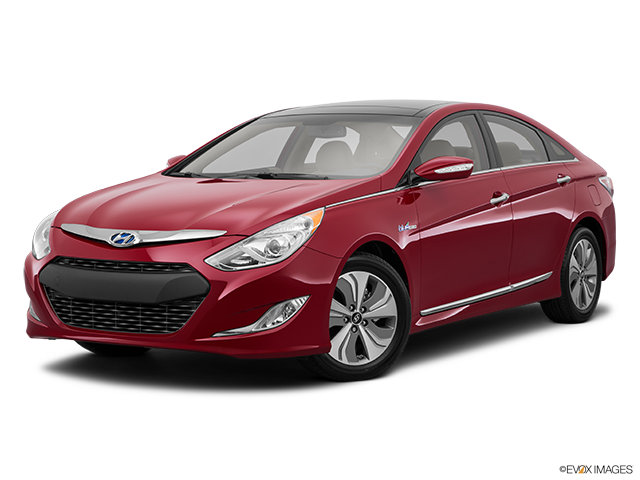 2015 Hyundai Sonata Hybrid Review
